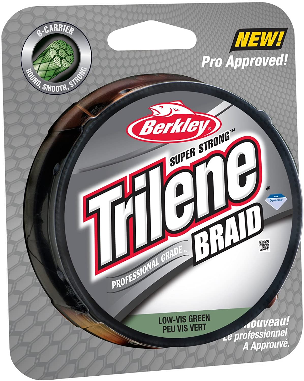 Berkley 1500-Yard Trilene Braid Professional Grade Fishing Line