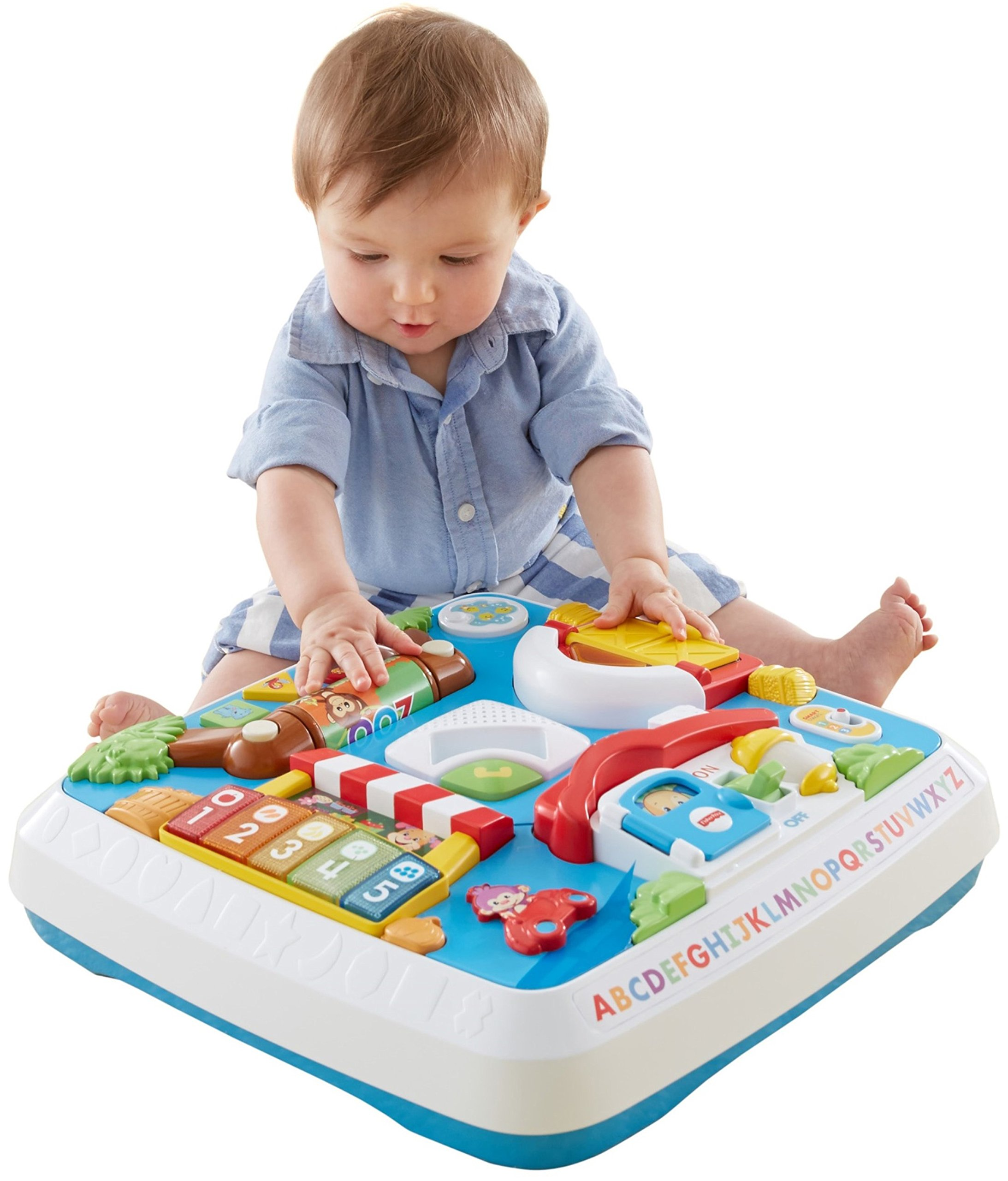 Fisher-Price Laugh & Learn Around The Town Learning Table by Fisher-Price (Image #3)