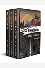 Havoc in Wyoming: Parts 1-3 Box Set | America's New Apocalypse Kindle Edition