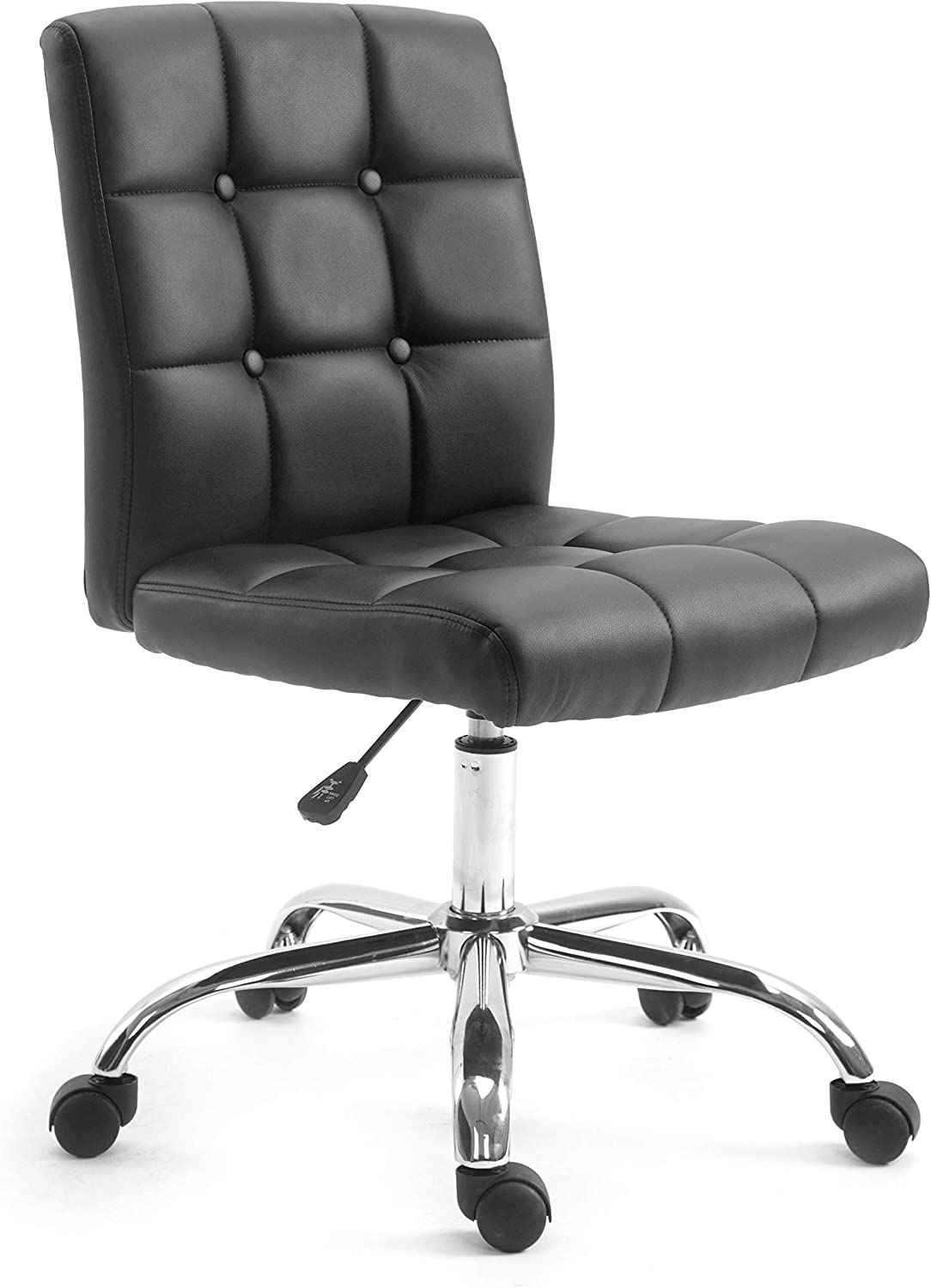 Poly and Bark Aria Task Chair, Black