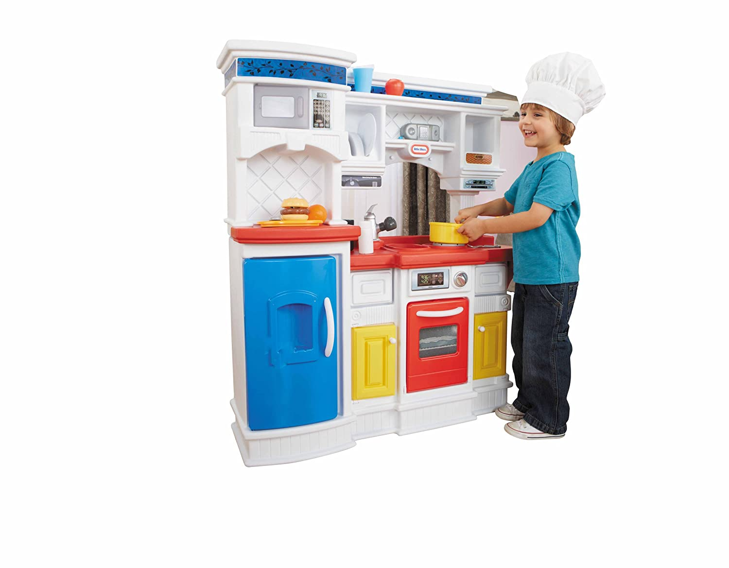 Little Tikes Kitchen Prep-n-Serve: Amazon.co.uk: Toys & Games