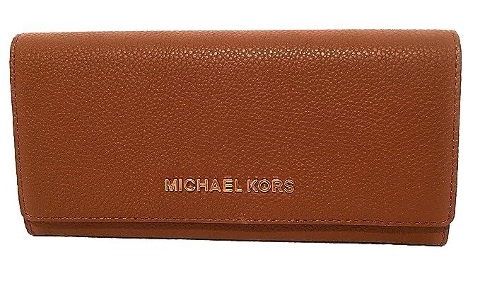 b817efbbdeec Michael Kors Jet Set Travel Carryall Wallet in Luggage: Amazon.ca ...