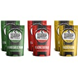 Bubba's Fine Foods Paleo, Vegan, Gluten-Free Nana Chips, Variety Pack, 2.7 Ounce (Pack of 6)