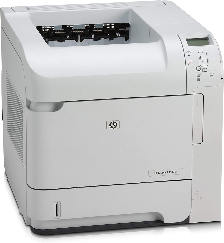 Hewlett Packard Refurbish Laserjet P4014N Laser Printer (CB507A) (Renewed)