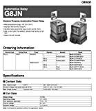 ( One Pair) OMRON Trim Tilt Relay for Outboard