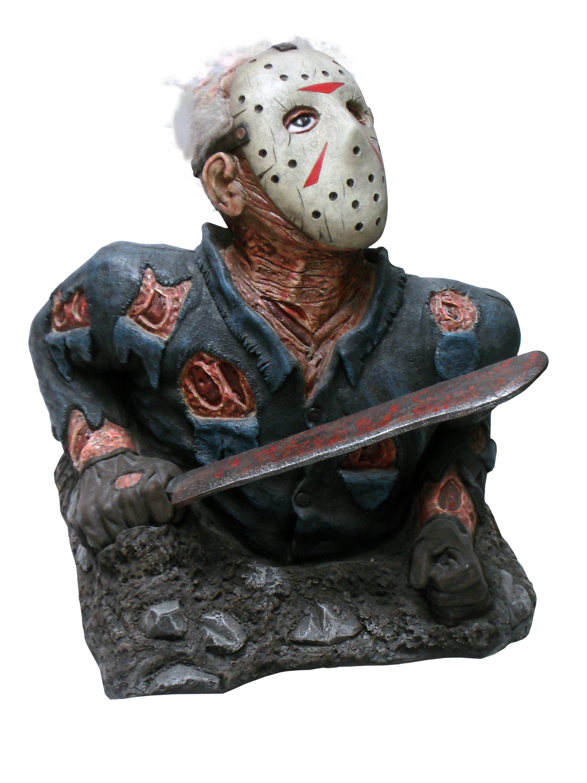 Friday The 13th Jason Voorhees Ground Breaker Party Decoration by Rubie's