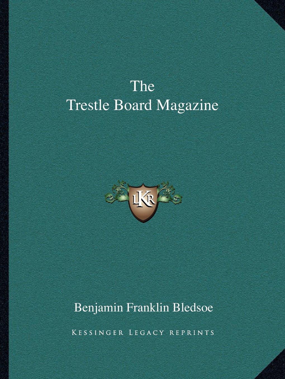 Download The Trestle Board Magazine pdf epub
