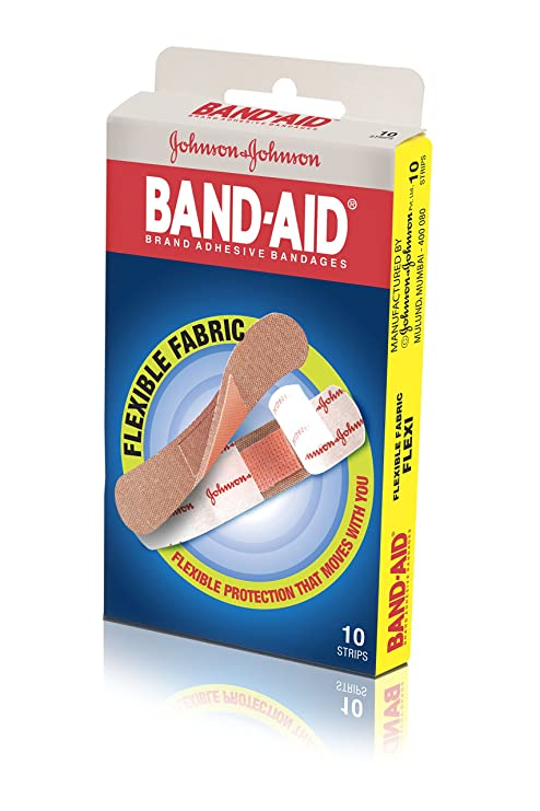 Band-Aid Flexi - 10 Count
