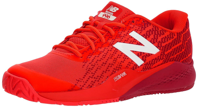 New Balance Men's 996v3 Hard Court Tennis Shoe B072MFLWWT 13 2E US Flame