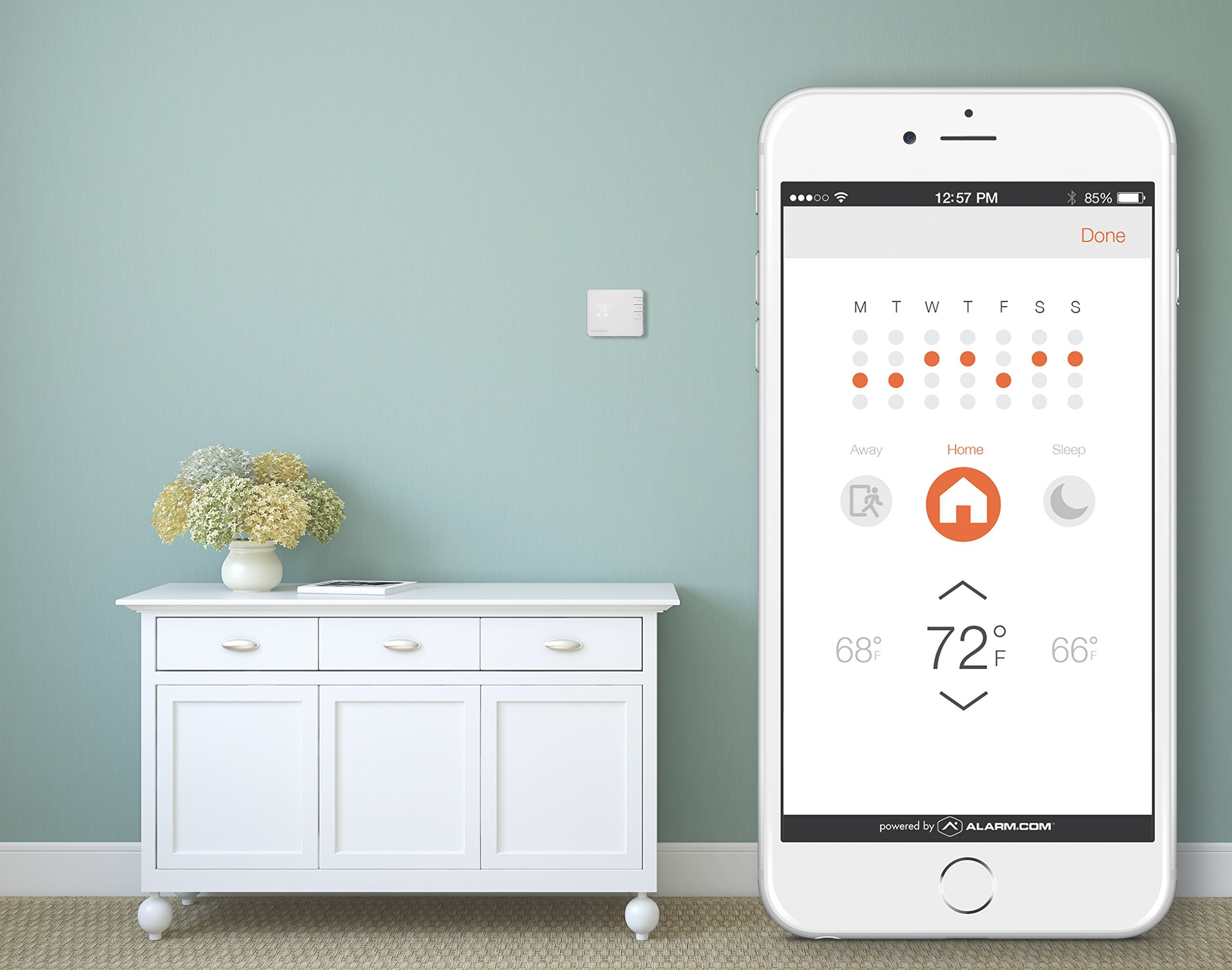 Alarm.com Smart Thermostat by Alarm.com