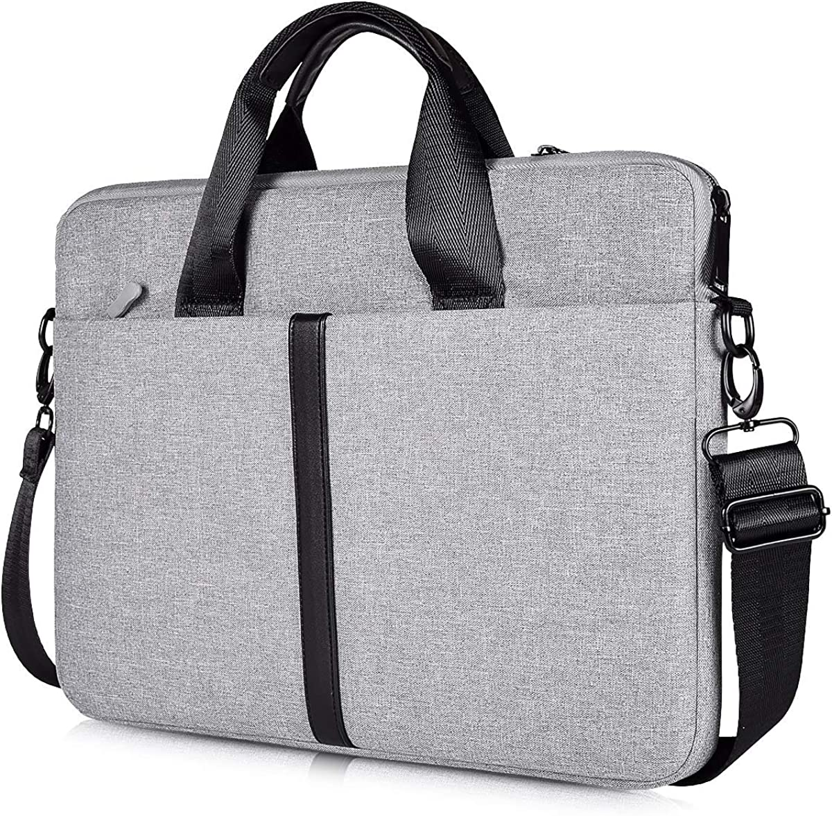 MacBook Asus Laptop Shoulder Bag Carrying Laptop Case 15.6 Inch Samsung Wonderful Aurora Computer Sleeve Cover with Handle Business Briefcase Protective Bag for Ultrabook Sony Notebook