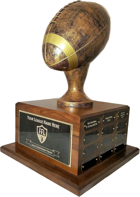 Fantasy Football Trophy 36-year Trophy p5300