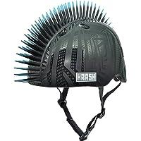 Krash Kids' C-Preme Black Gator Helmet, One Size