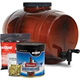 Mr. Beer Deluxe Edition 2 Gallon Homebrewing Craft Beer Making Kit
