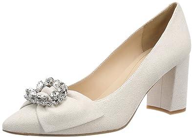 unisa Kibut_My_n, Chaussures de Mariage Femme, Cassé (Nacar), 39 EU