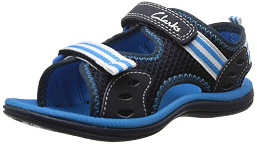 fc203677 Clarks Boy's Sandals and Floaters
