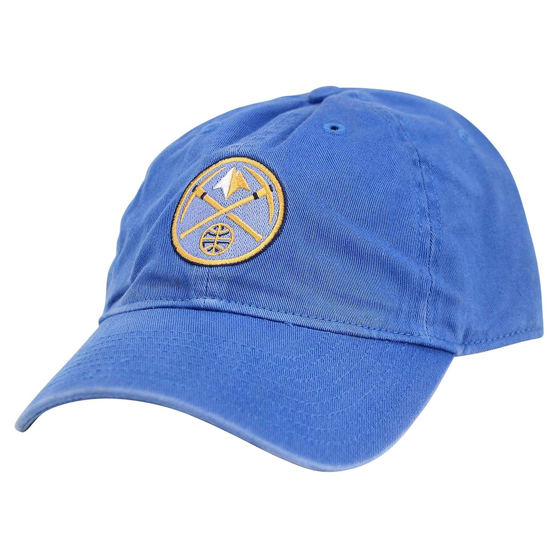 adidas NBA Classic Retro Logo Baseball Cap Hat