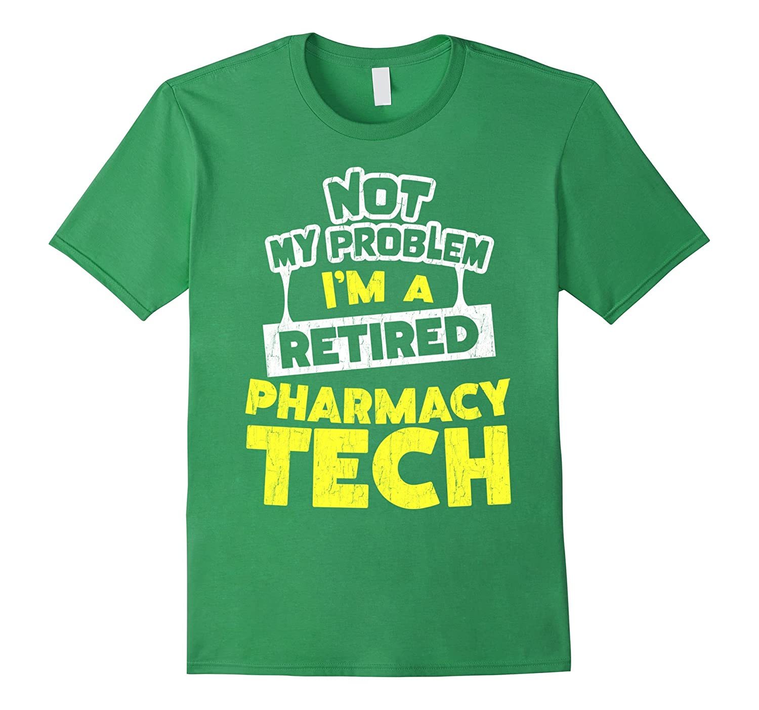 Pharmacy Tech Retirement Gift Idea T-Shirt
