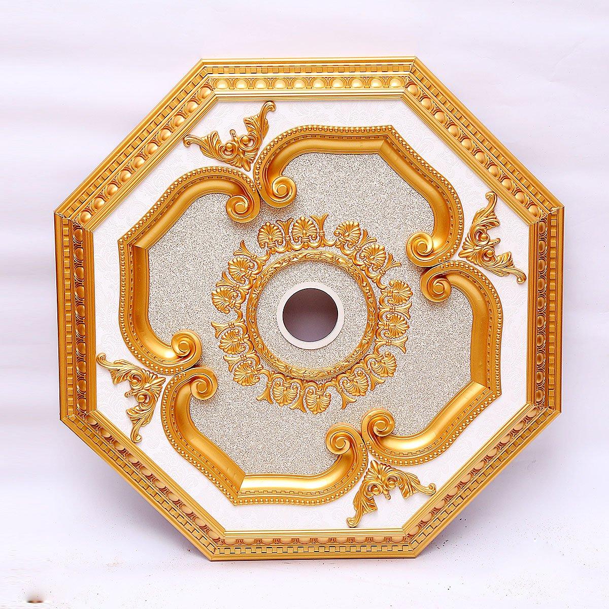 B&S Lighting OCT1S101-39 Inch Ceiling Medallion