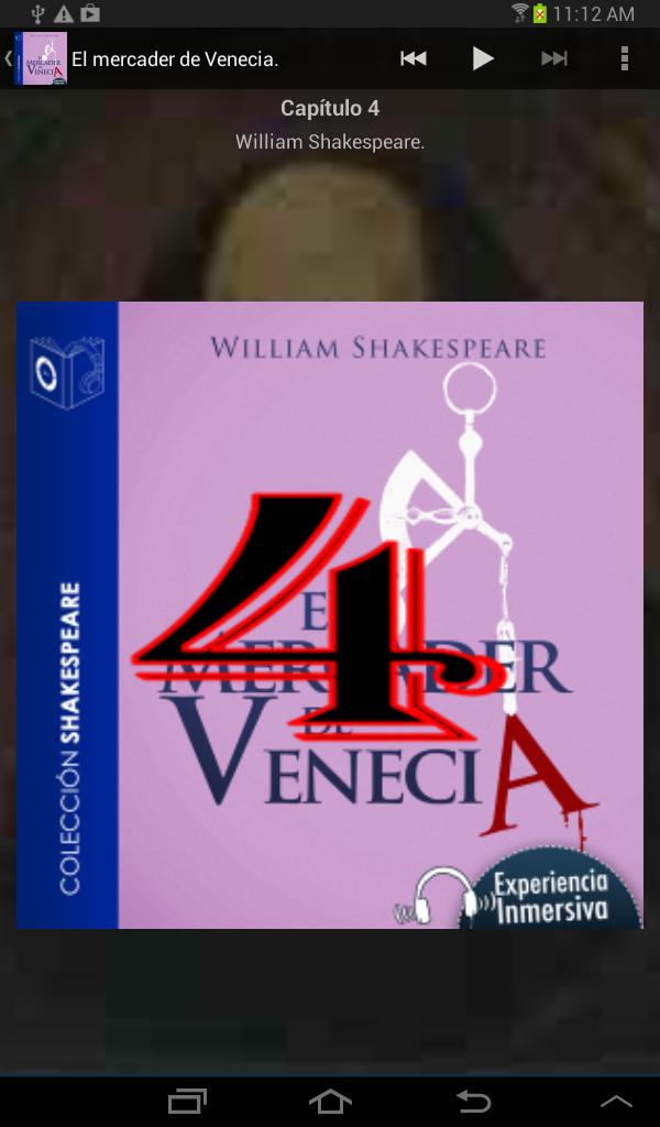 El mercader de Venecia.: Amazon.es: Appstore para Android