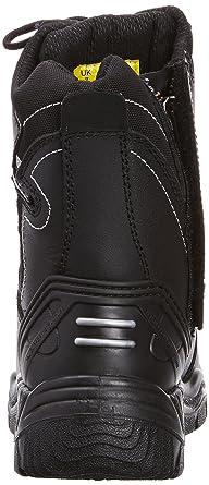 Dickies Sicherheitsstiefel Super Safety Quebec S1-P gef/üttert schwarz BK 6 40 EU FD23375