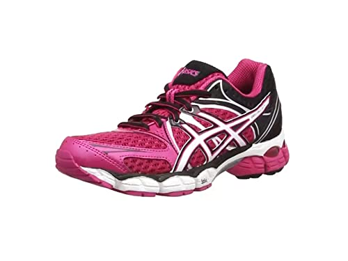 ASICS Gel-Pulse 6, Zapatillas de Running para Mujer, Rosa (Hot Pink/White/Onyx), 37.5 EU: Amazon.es: Zapatos y complementos