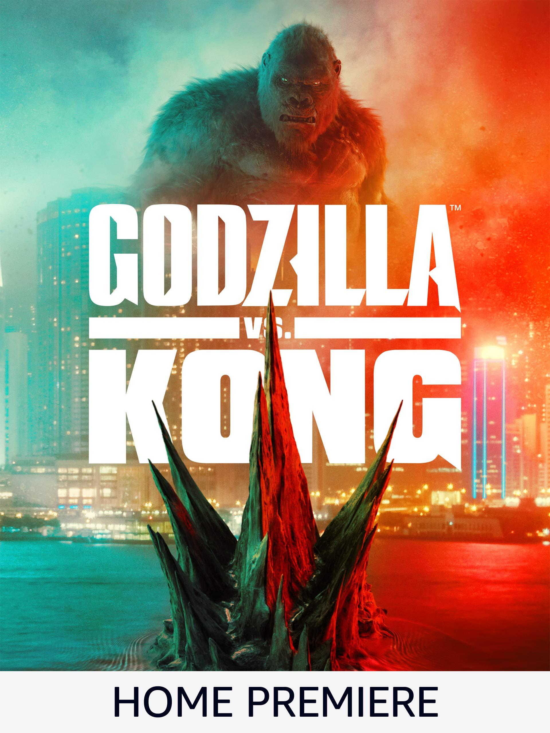 Watch Godzilla Vs Kong 4k Uhd Prime Video