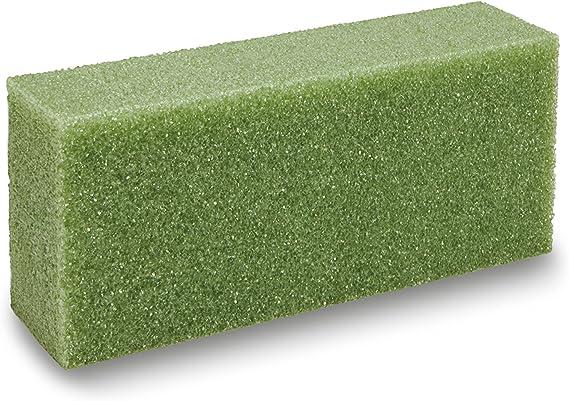 FloraCraft Styrofoam Block 1.9 Inch x 3.9 Inch x 7.9 Inch Green