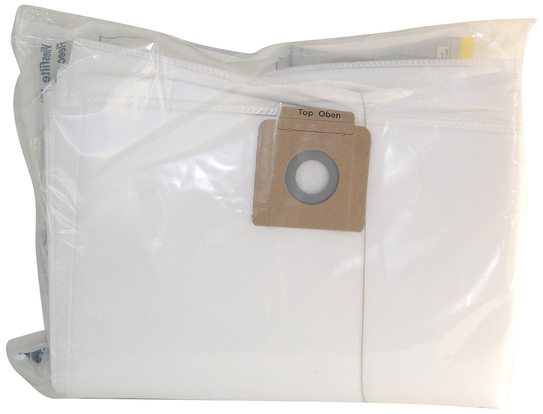 Kärcher 6.907-017 Lot de 10 filtres T 15/1 en non-tissé Kärcher