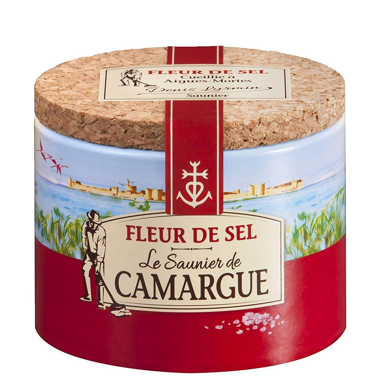 Le Saunier de Camargue Fleur de Sel - x 4