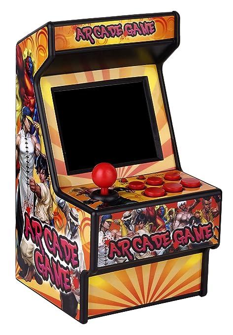 6704ed3644eb2 Amazon.com  Golden Security Mini Arcade Game Machine RHAC02 2.8Inch ...
