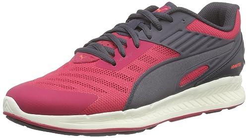 0cda25d7cf1035 Puma Unisex Kids  Ignite v2 Jr Running Shoes