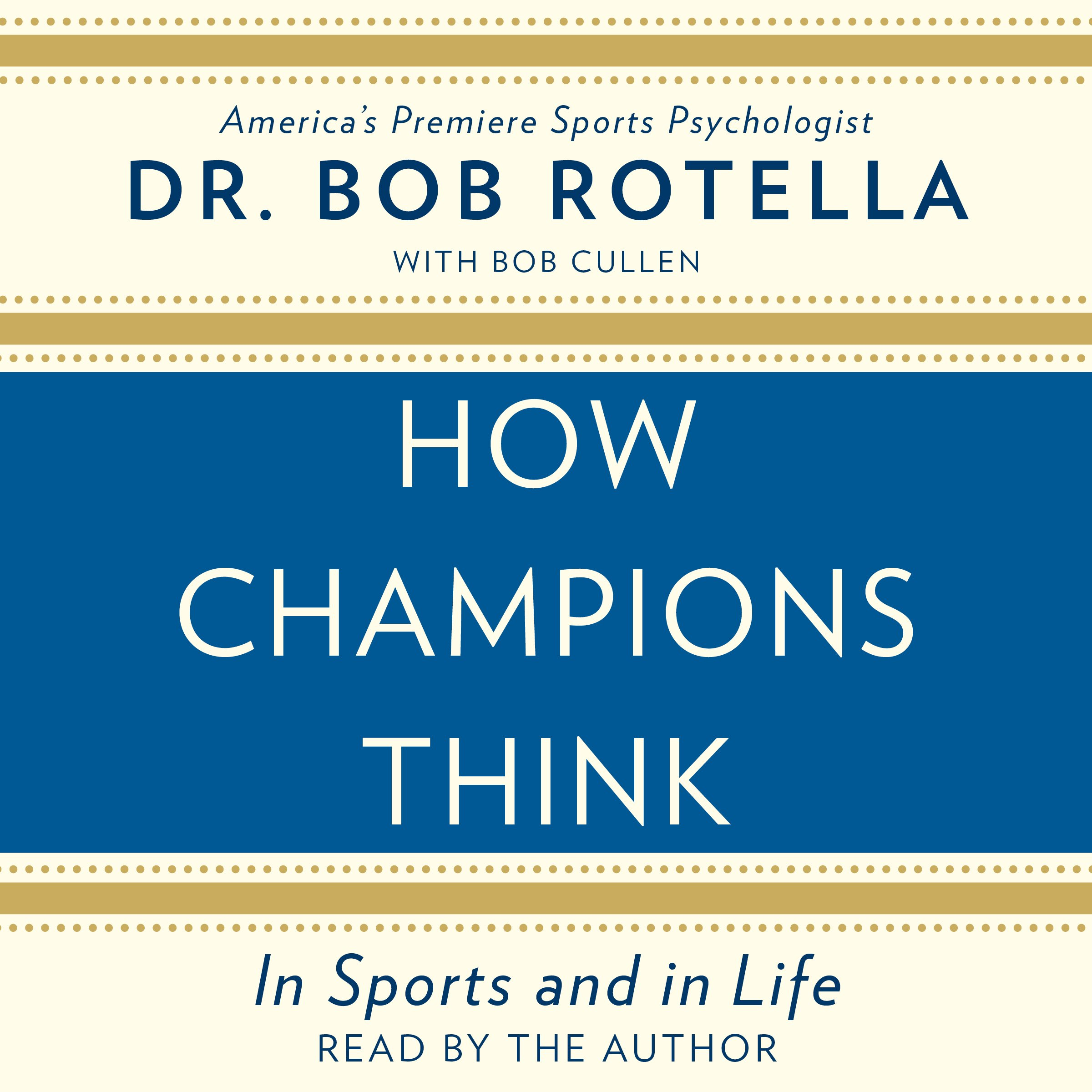 How Champions Think: In Sports and in Life by Simon & Schuster Audio (Image #1)