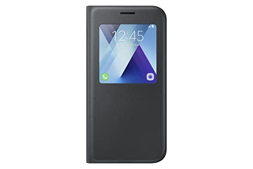 4 opinioni per Samsung S-View Cover EF-CA520 per Galaxy A5 (2017), nero