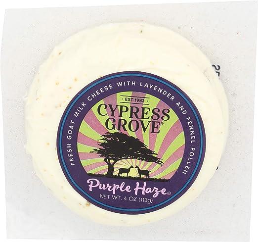 CYPRESS GROVE Purple Haze Goat Cheese, 4 OZ