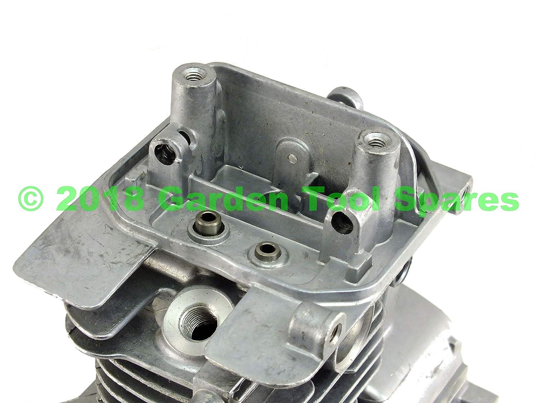 Honda GX25 UMK425 Cylinder//TOP CRANKCASE /& Piston KIT Engine STRIMMER New