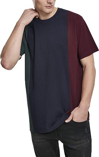 Urban Classics T Shirt Tripple Tee Uomo: Amazon.it