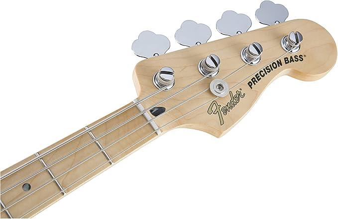 Bajo eléctrico Fender 0143412300 Deluxe Active con diapasón de madera de 3 colores: Amazon.es: Instrumentos musicales