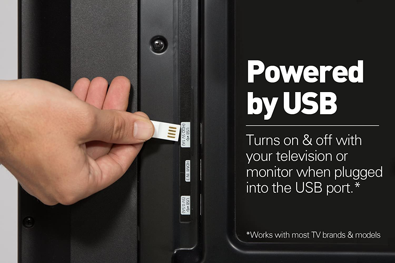 Luminoodle TV Bias Lighting - Small - USB LED Light Amazon.co.uk Electronics & Luminoodle TV Bias Lighting - Small - USB LED Light: Amazon.co.uk ... azcodes.com