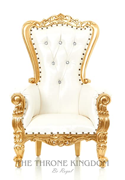 Exceptionnel Tiffany Mini Throne Chair For Children   Prince/Princess Throne Chair For  Kids   Birthday