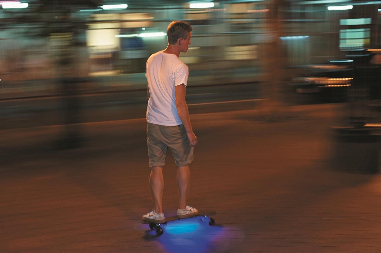 Amazon.com: nitefx LED de – tabla de skate (bici Scooter ...