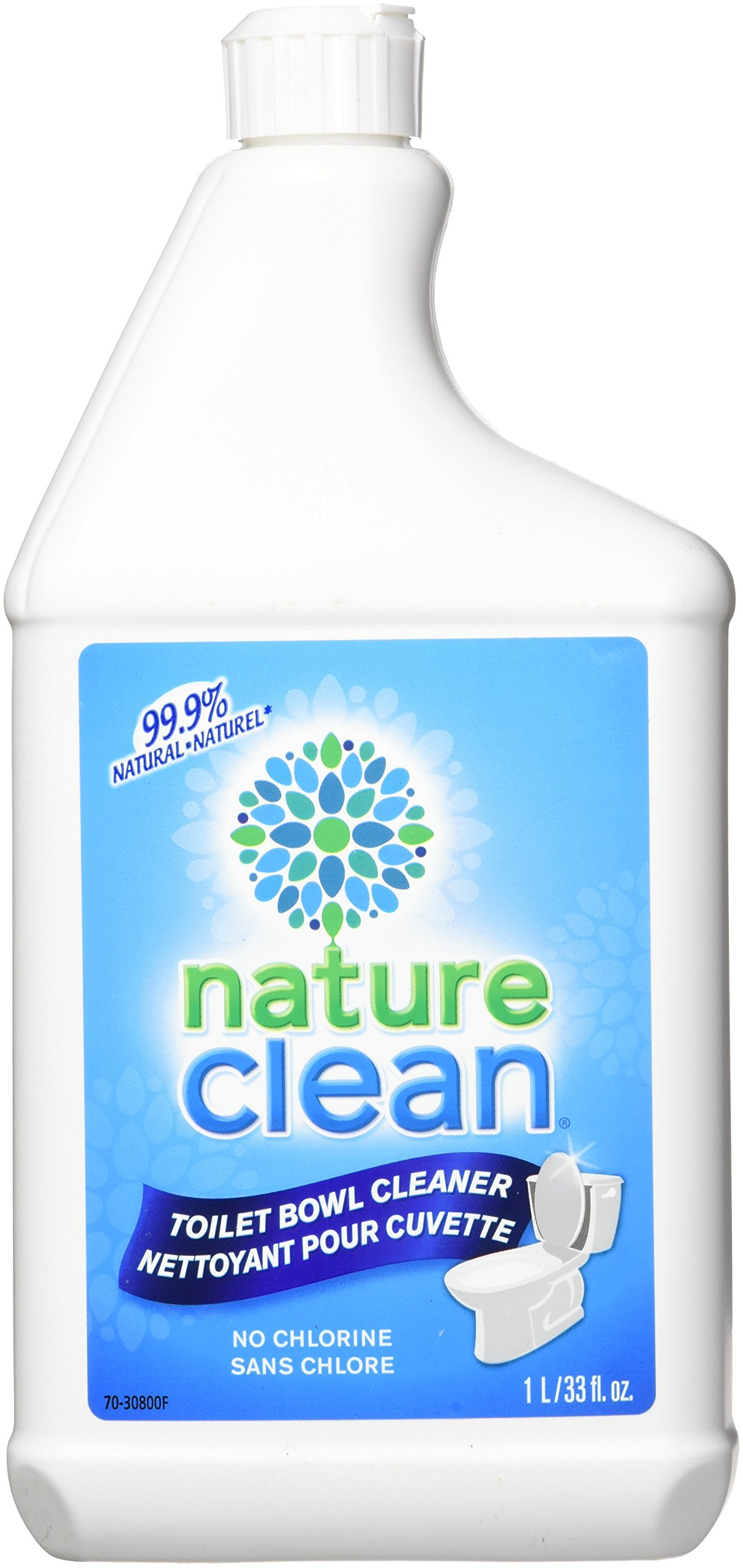 Nature Clean Toilet Bowl Cleaner, 31 Fluid Ounce