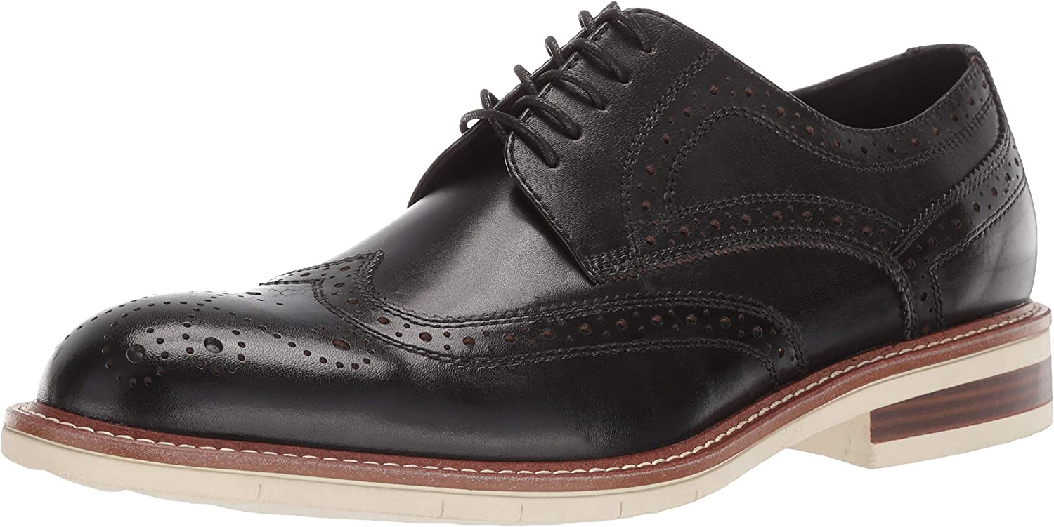 Kenneth Cole REACTION Men's Klay Flex Lace Up D Oxford