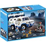 Playmobil 9371 Money Transport Vehicle - Multi-colour