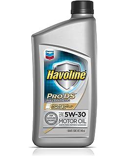 Havoline (223722482-6PK) 5W-30 Synthetic Motor Oil - 1 qt.