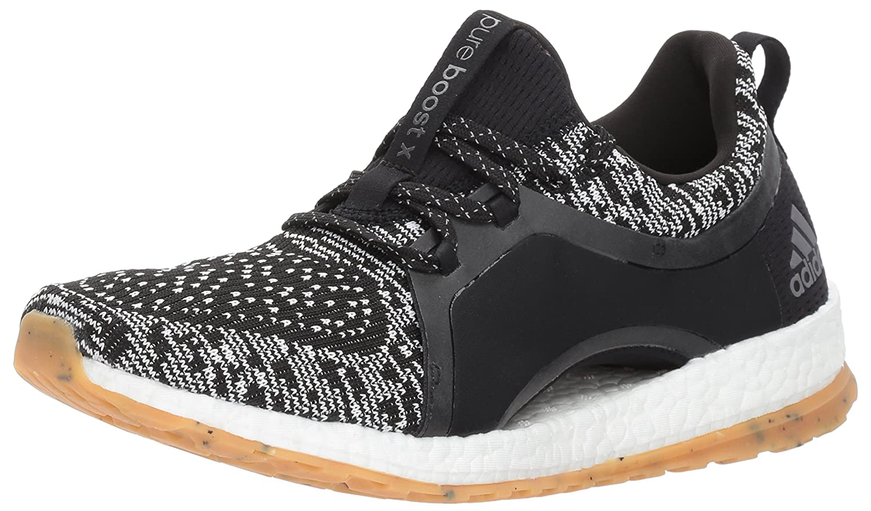 adidas Women's Pureboost X ATR Running Shoe B01MZWML9S 11 B(M) US|Black/White/Black