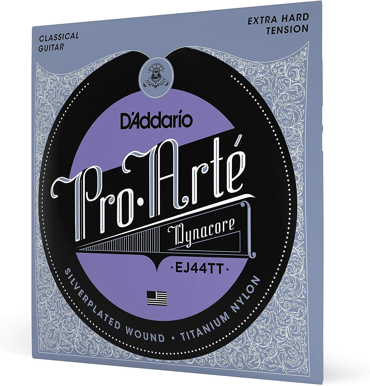 D'Addario 3104300000 Juego de Cuerdas, Negro