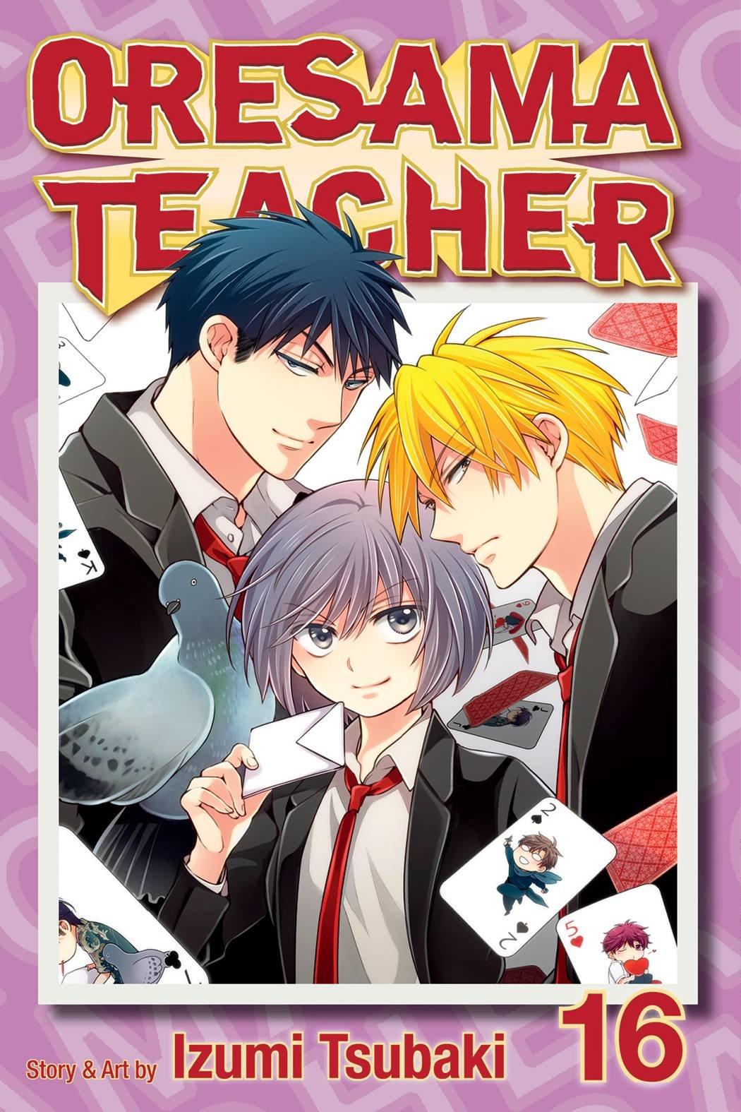 Read Online Oresama Teacher , Vol. 16 ebook