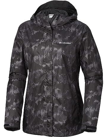 89783459d992b Columbia Women's Arcadia Print Jacket, Waterproof & Breathable