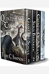 The Quintessence Cycle: The Complete Series Kindle Edition